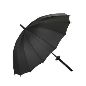 Creative Warrior Knife Straight Umbrella