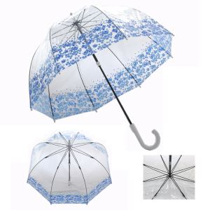 Customized Elegant Apollo Transparent Umbrella