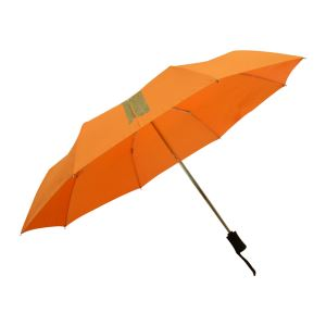 Fashion Animal Imprint Color Change Fold Umbrella