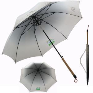 Gradient Color Straight Umbrella