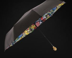 Innovative Fold Umbrella With Exquisite Handle