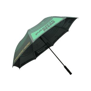Windproof Fiberglass Promtion Luxury Big Golf Umbrellas With Custom Logo