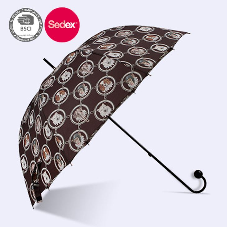 Creativity Iron Umbrella