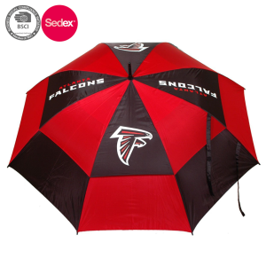 Atlanta Falcons Official NFL 62 Inch Umbrella