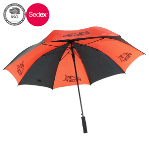 Custom Logo Print Water Repellent Umbrella