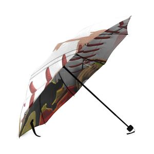 Fabric And Aluminium High-quality Umbrella