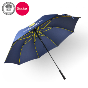 Simple Design Straight Union Jack Umbrella