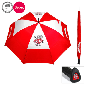 Wisconsin Deluxe Umbrella